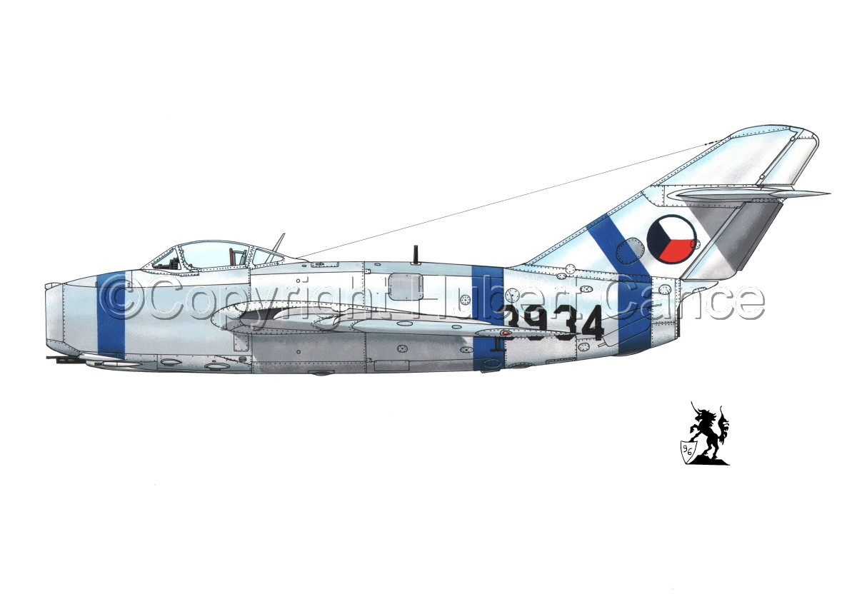 Mikoyan Gurievitch MiG.15bis #2.1 (large view)