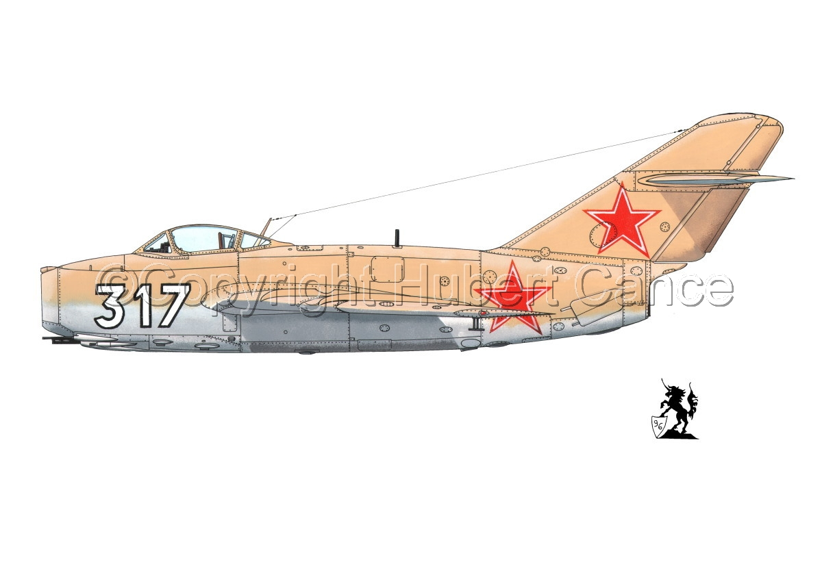 Mikoyan Gurievitch MiG.15bis #3.1 (large view)