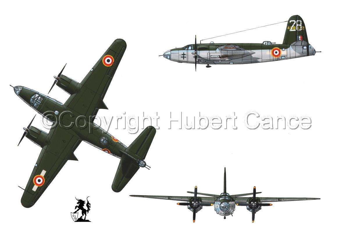"Martin B-26G ""Marauder"" #1 (large view)"