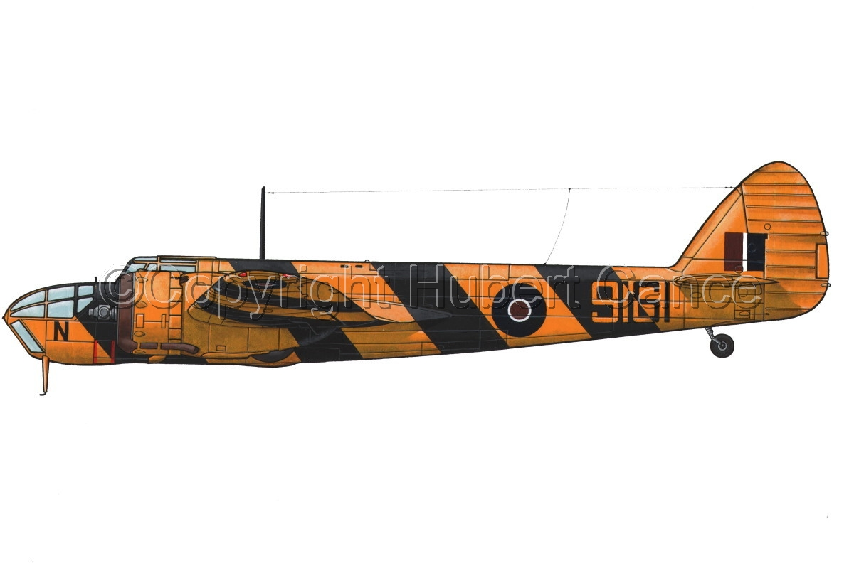 "Bristol (Fairchild) ""Bolingbroke"" Mk.IV #1 (large view)"