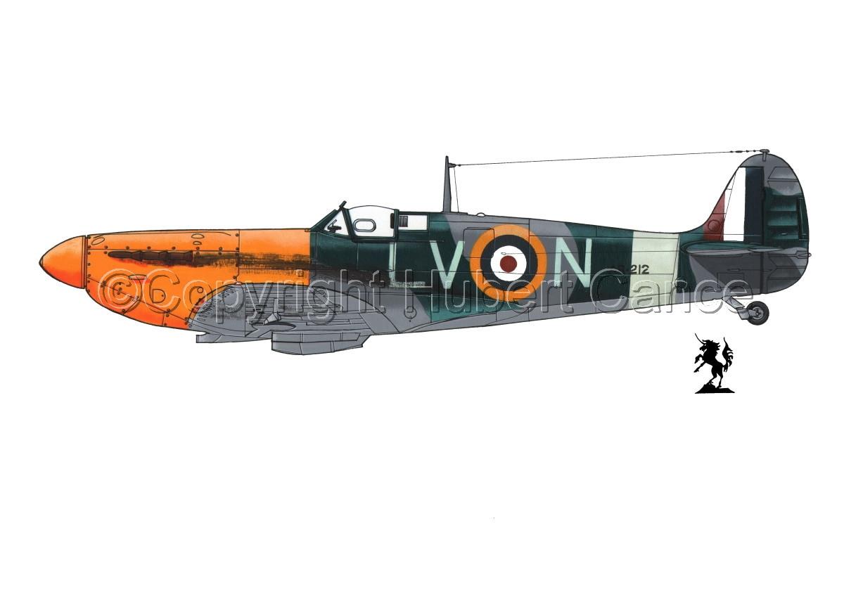 "Supermarine ""Spitfire"" Mk.Ia #1.1 (large view)"