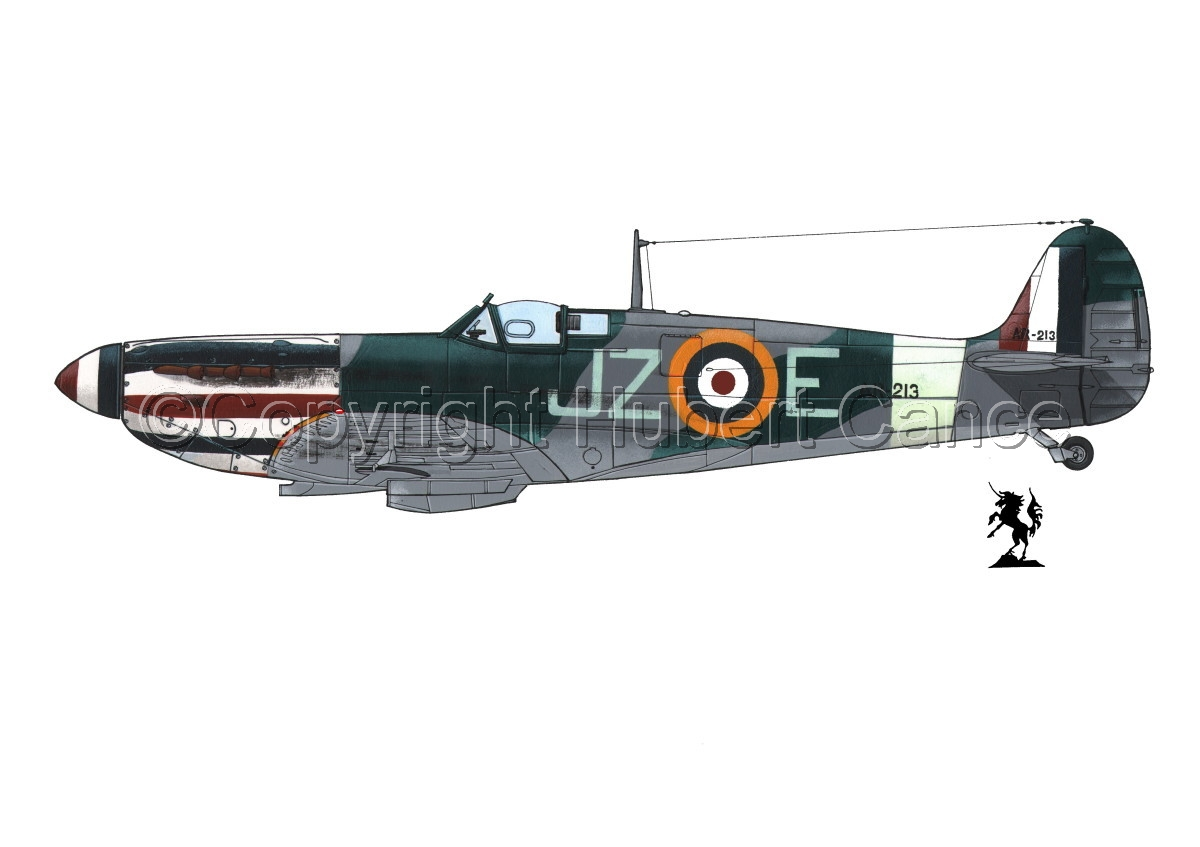 "Supermarine ""Spitfire"" Mk.Ia #2.1 (large view)"