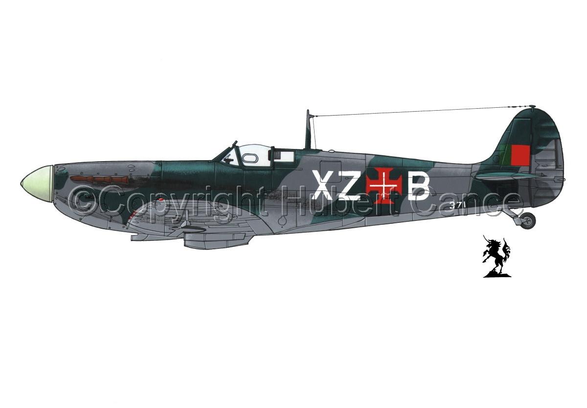 "Supermarine ""Spitfire"" Mk.Ia #3.1 (large view)"
