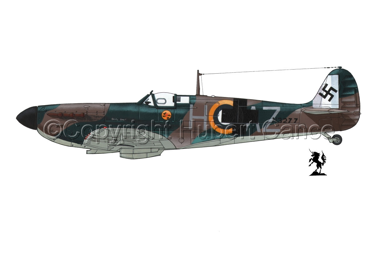 "Supermarine ""Spitfire"" Mk.Ia #4bis.1 (large view)"