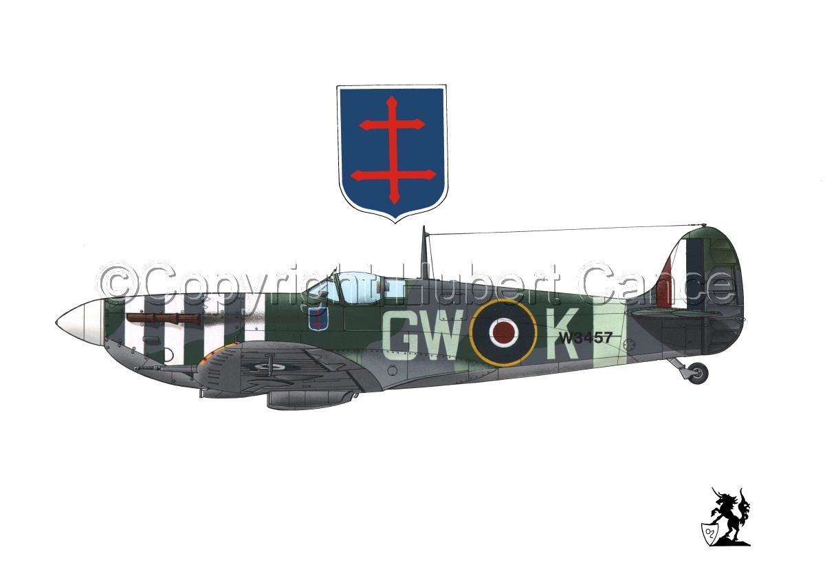 "Supermarine ""Spitfire"" Mk.Vb #2.1 (large view)"