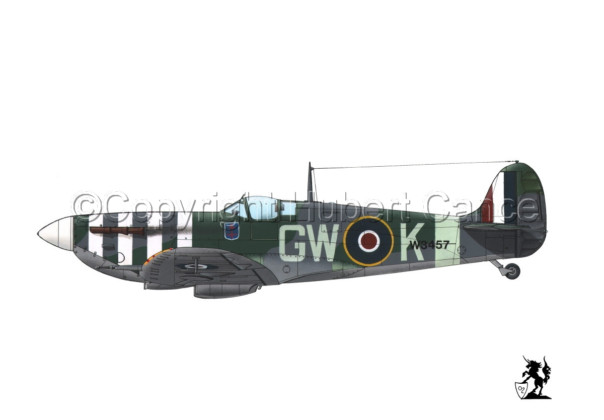 "Supermarine ""Spitfire"" Mk.Vb #2bis.1 (large view)"