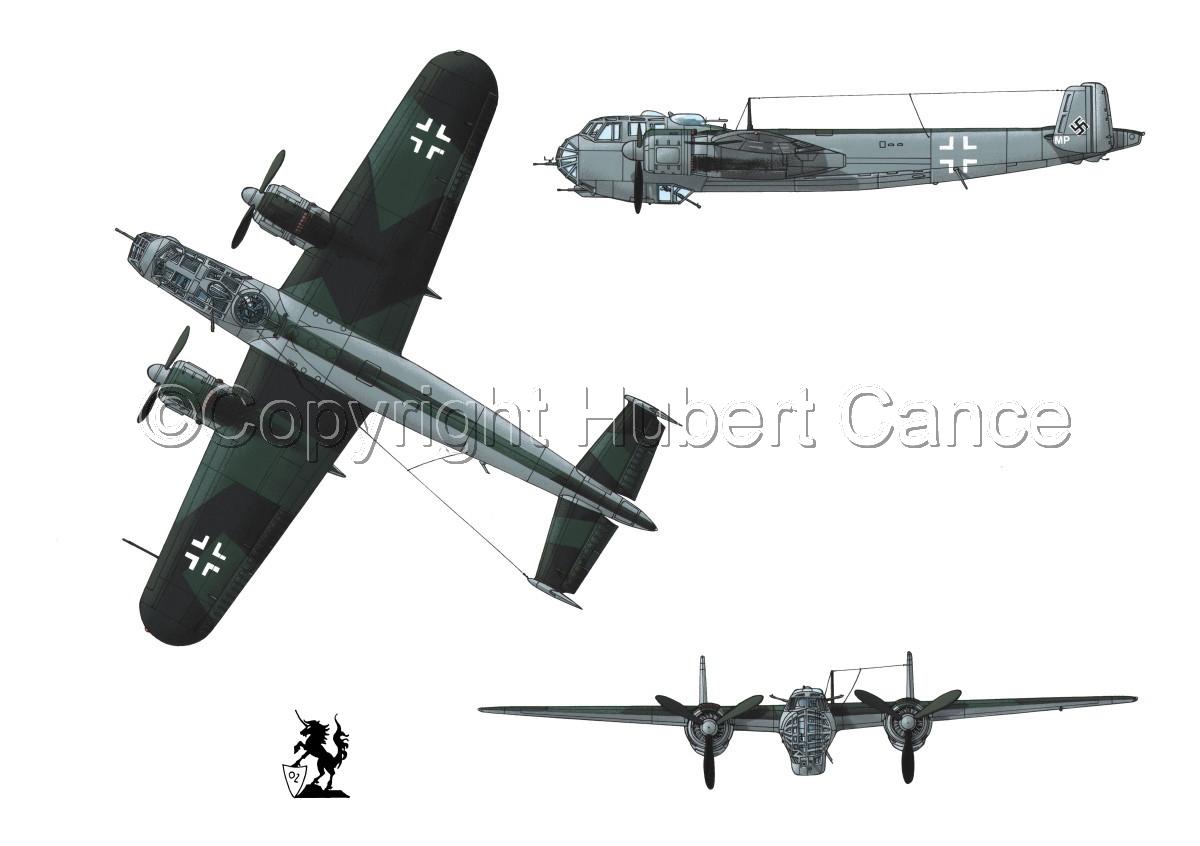 Dornier Do 217E-2 #1 (large view)