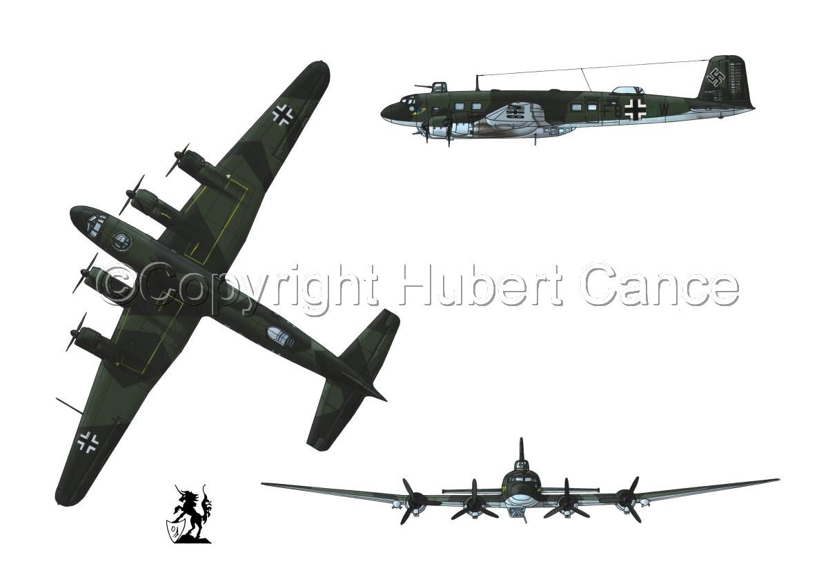 "Focke-Wulf Fw 200C-4 ""Condor"" #1 (large view)"