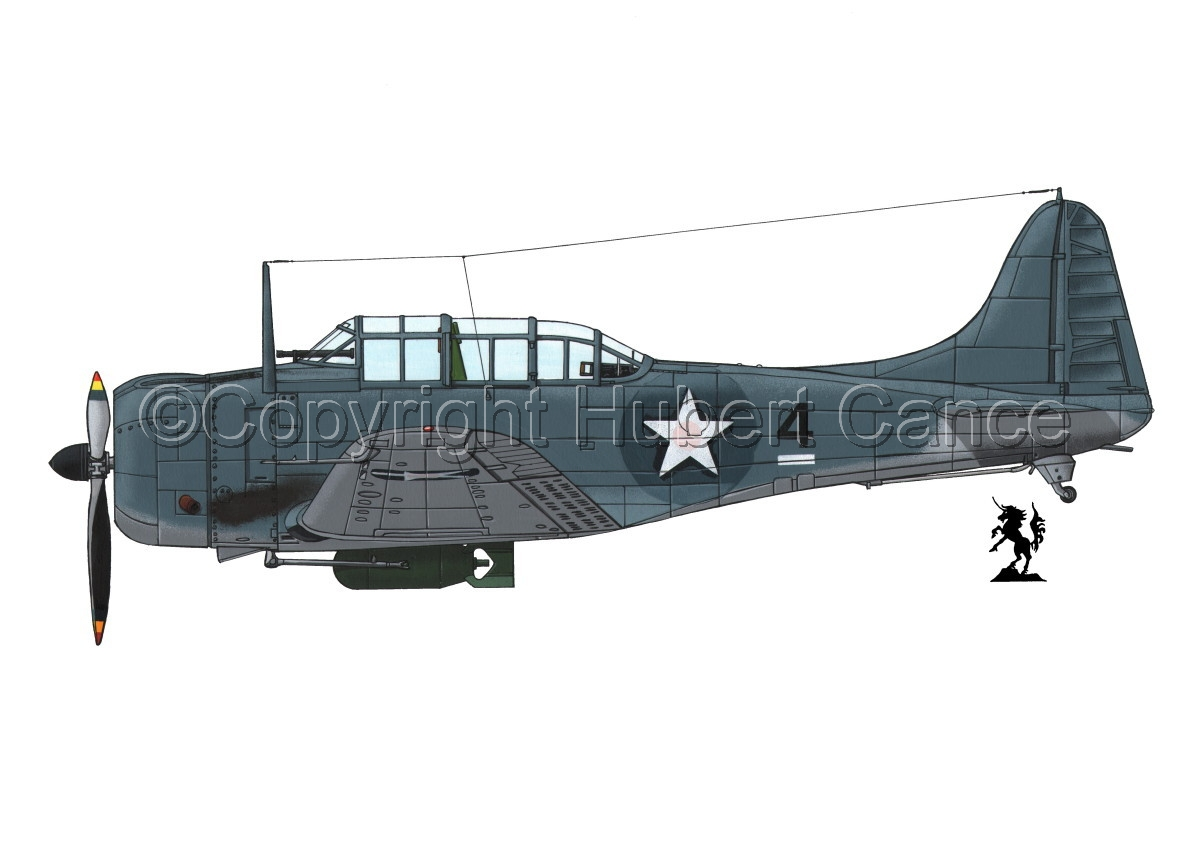 "Douglas SBD-3 ""Dauntless"" #2.1 (large view)"