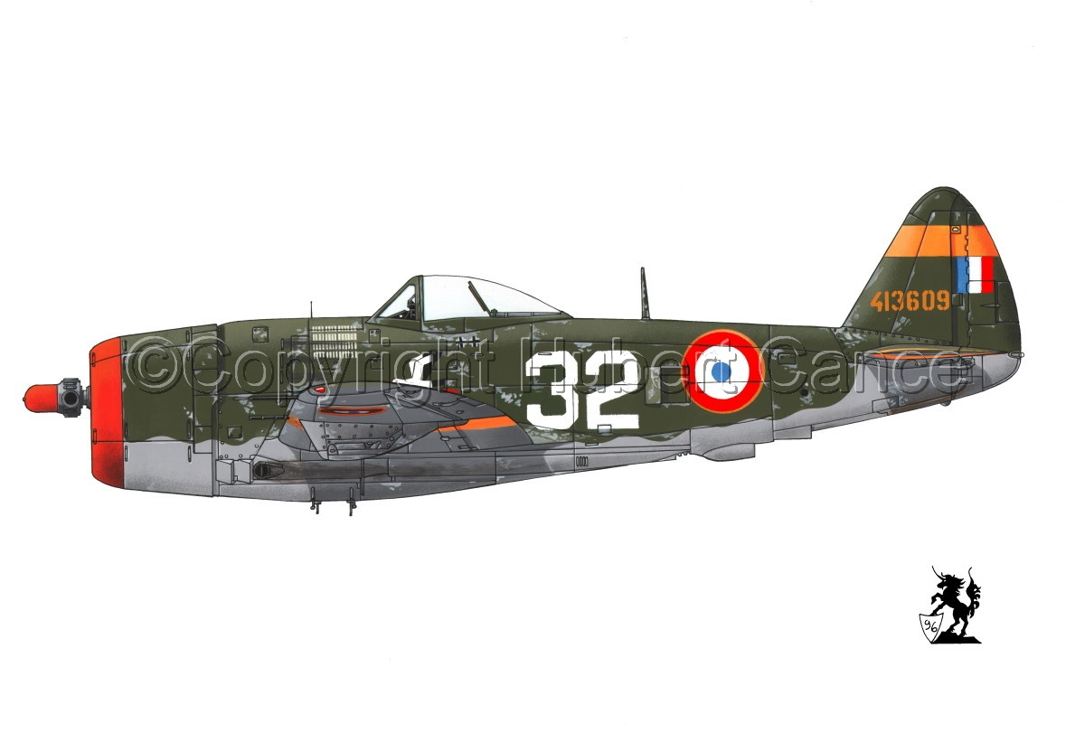 "Republic P-47D-25 ""Thunderbolt"" #1.1 (large view)"