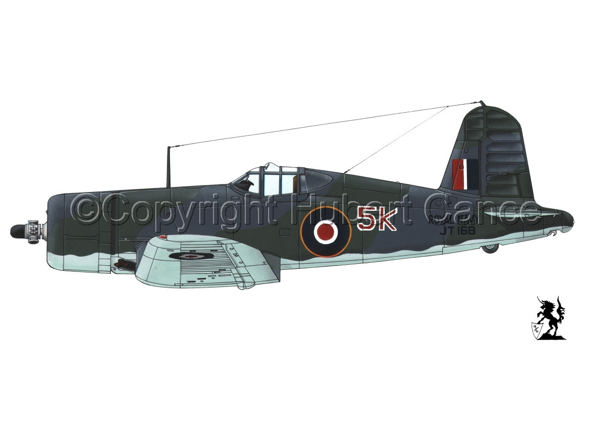 "Chance-Vought  ""Corsair I"" #1 (large view)"