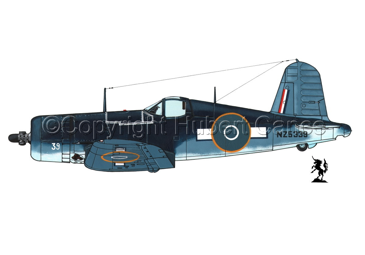 "Chance-Vought F4U-1A ""Corsair"" #3.1 (large view)"