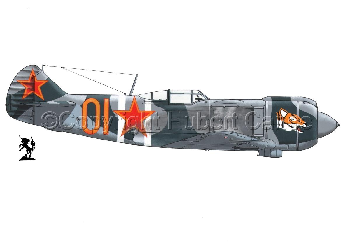Lavochkin La-5FN #2.1 (large view)