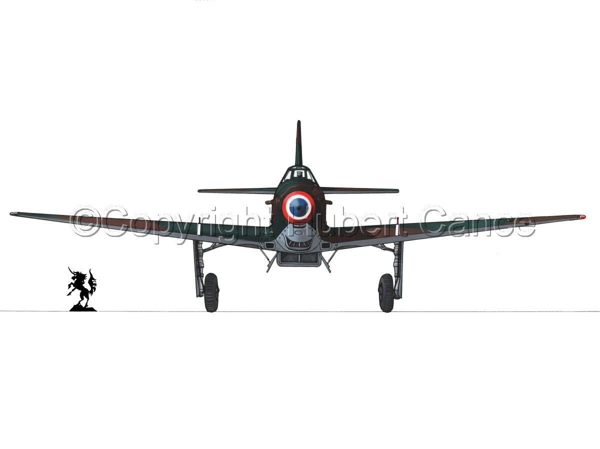 Yakovlev Yak-9D #2.1 (large view)