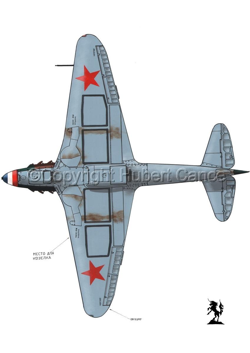 Yakovlev Yak-9D #4.1 (large view)