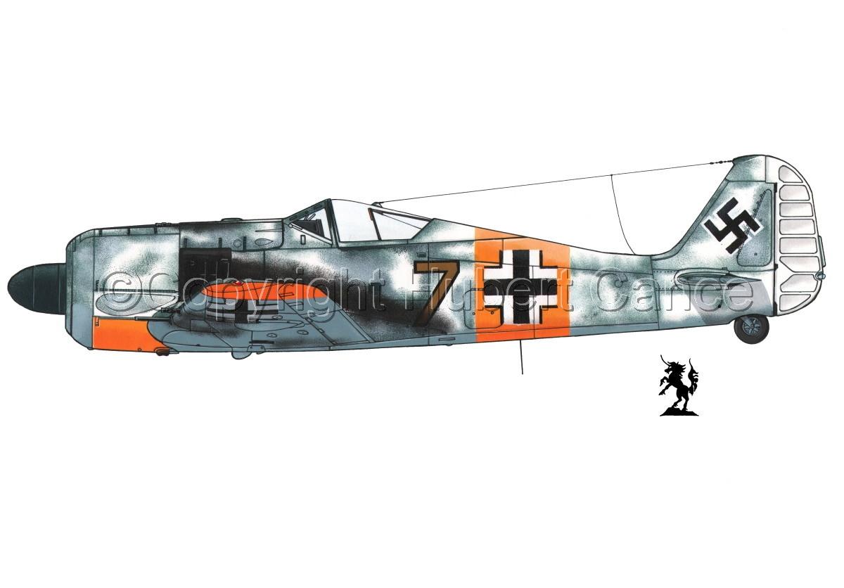 Focke-Wulf Fw 190A-3 #1.1 (large view)