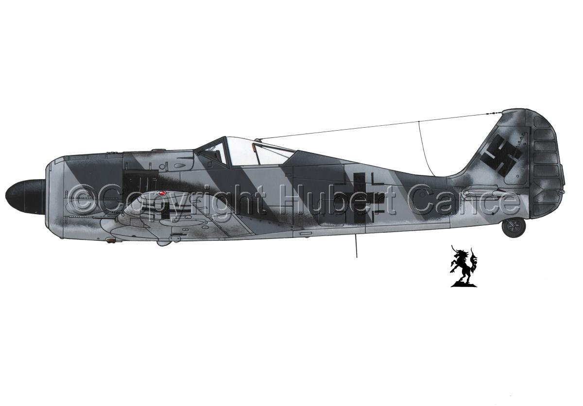Focke-Wulf Fw 190A-3 #2.1 (large view)