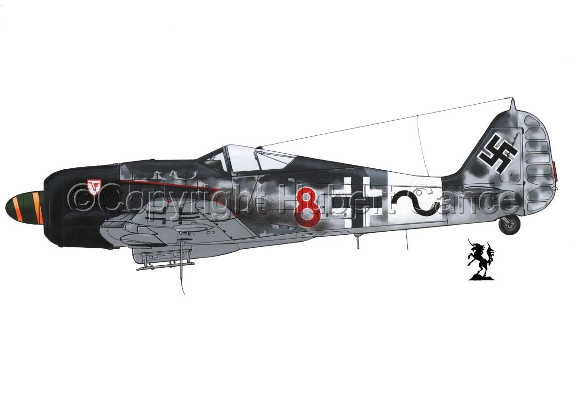Focke-Wulf Fw 190A-8/R-2 #1.1 (large view)