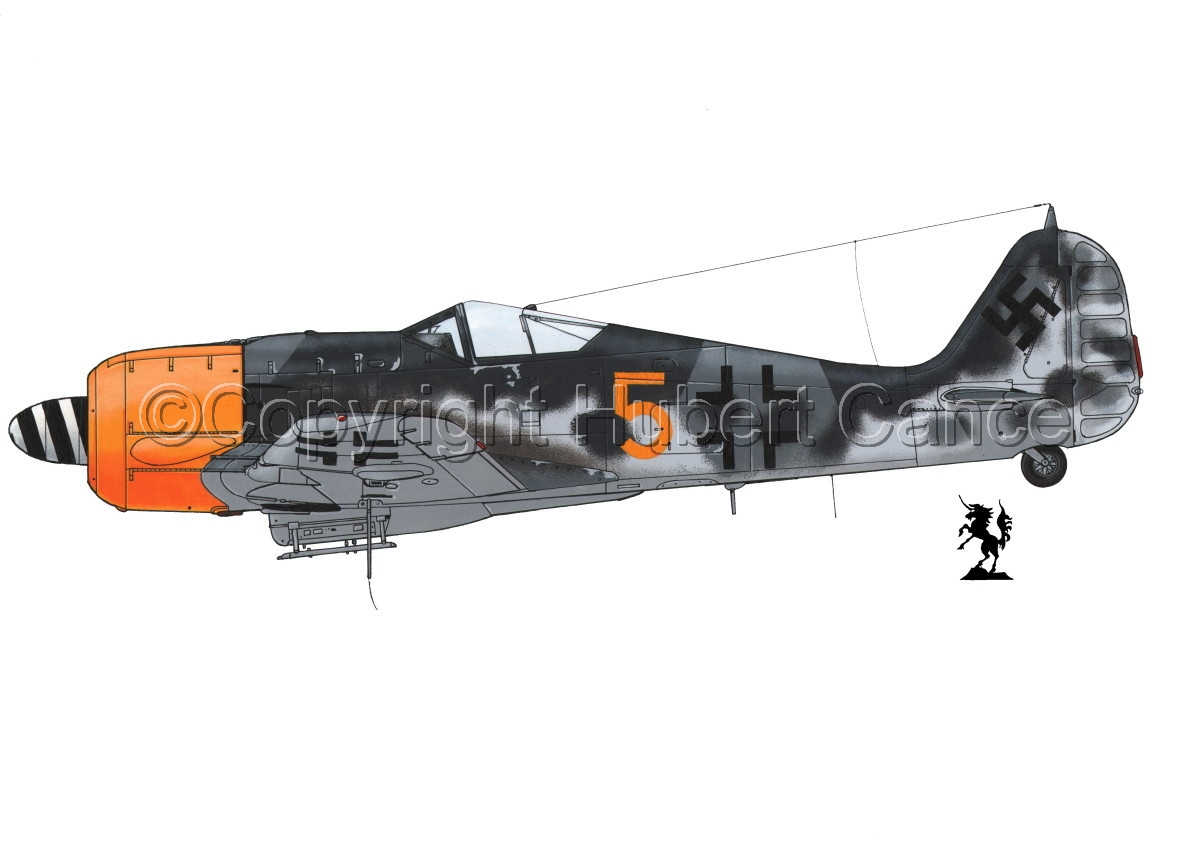 Focke-Wulf Fw 190A-8 #2.1 (large view)