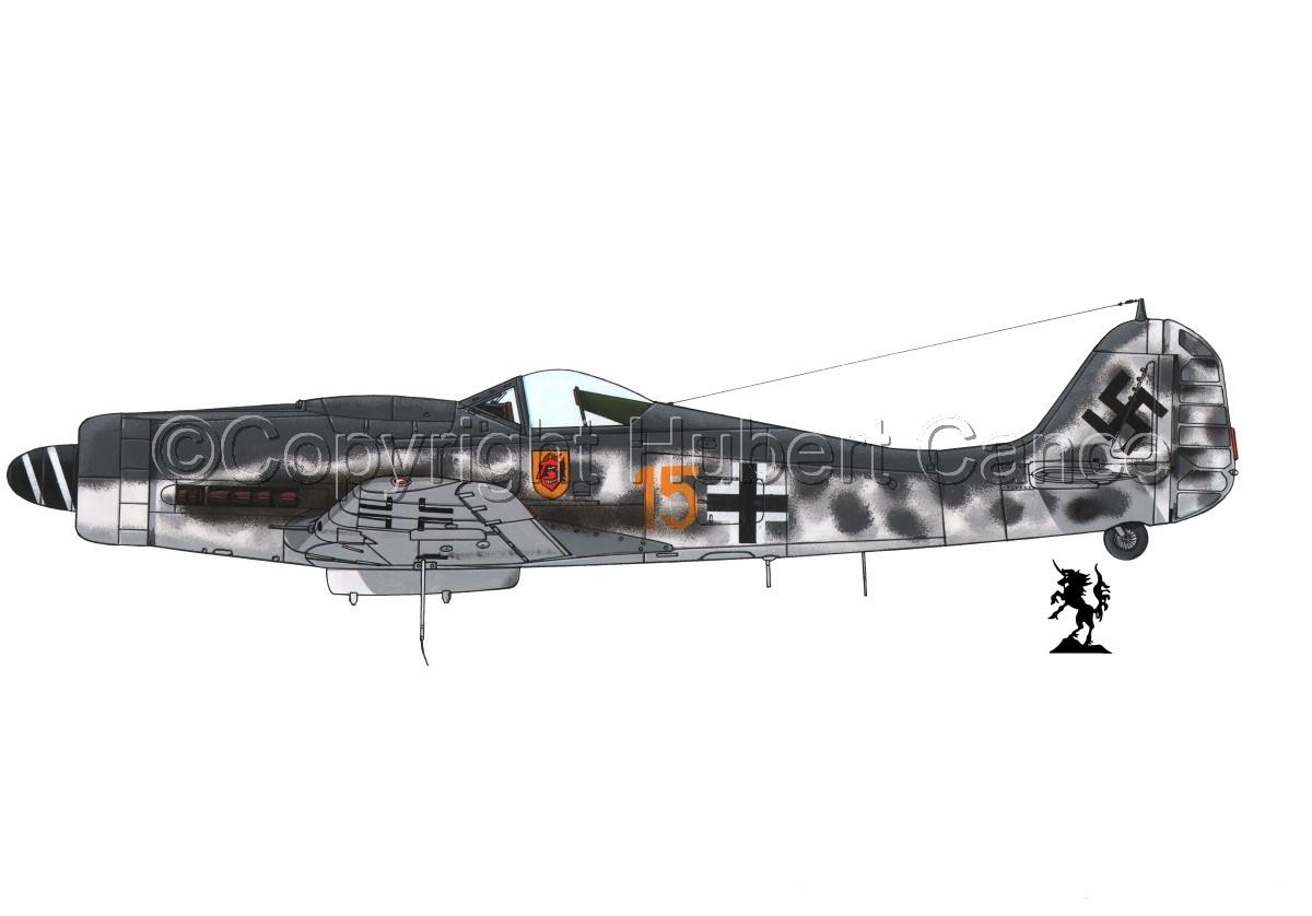 "Focke-Wulf Fw 190D-9 ""Dora"" #2.1 (large view)"