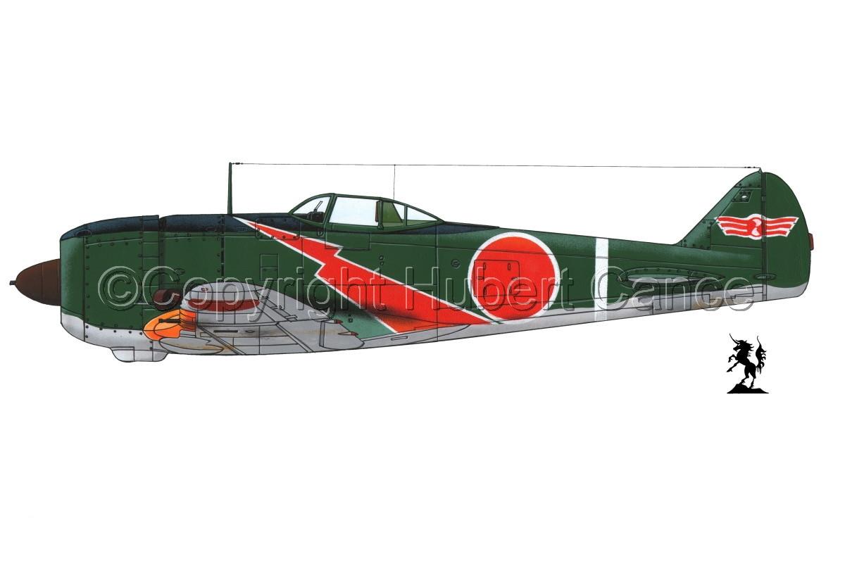 "Nakajima Ki.44-II Hei ""Shoki"" (Tojo) #1.1 (large view)"