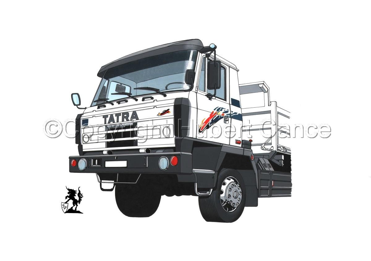 Tatra T815 #1 (large view)
