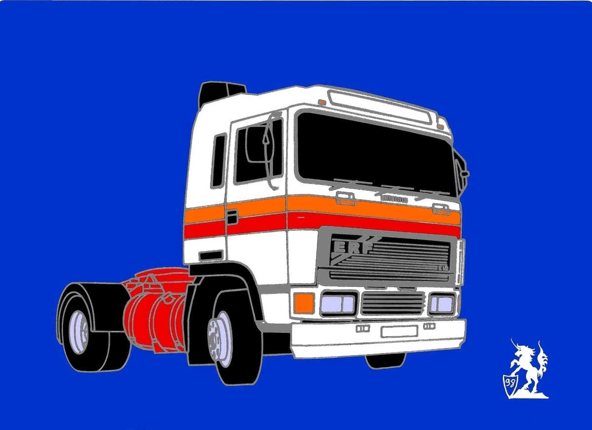 ERF E12 (Pin) (large view)