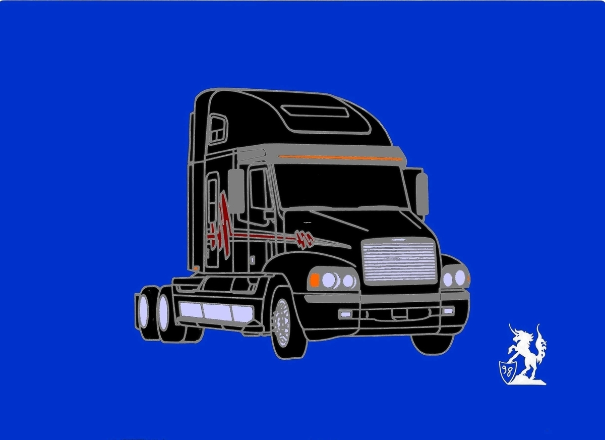 Freightliner C120 (Pin) (large view)