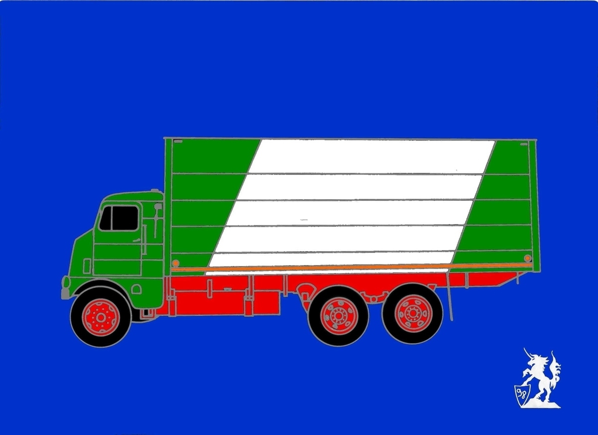 Freightliner CF162 (Pin) (large view)