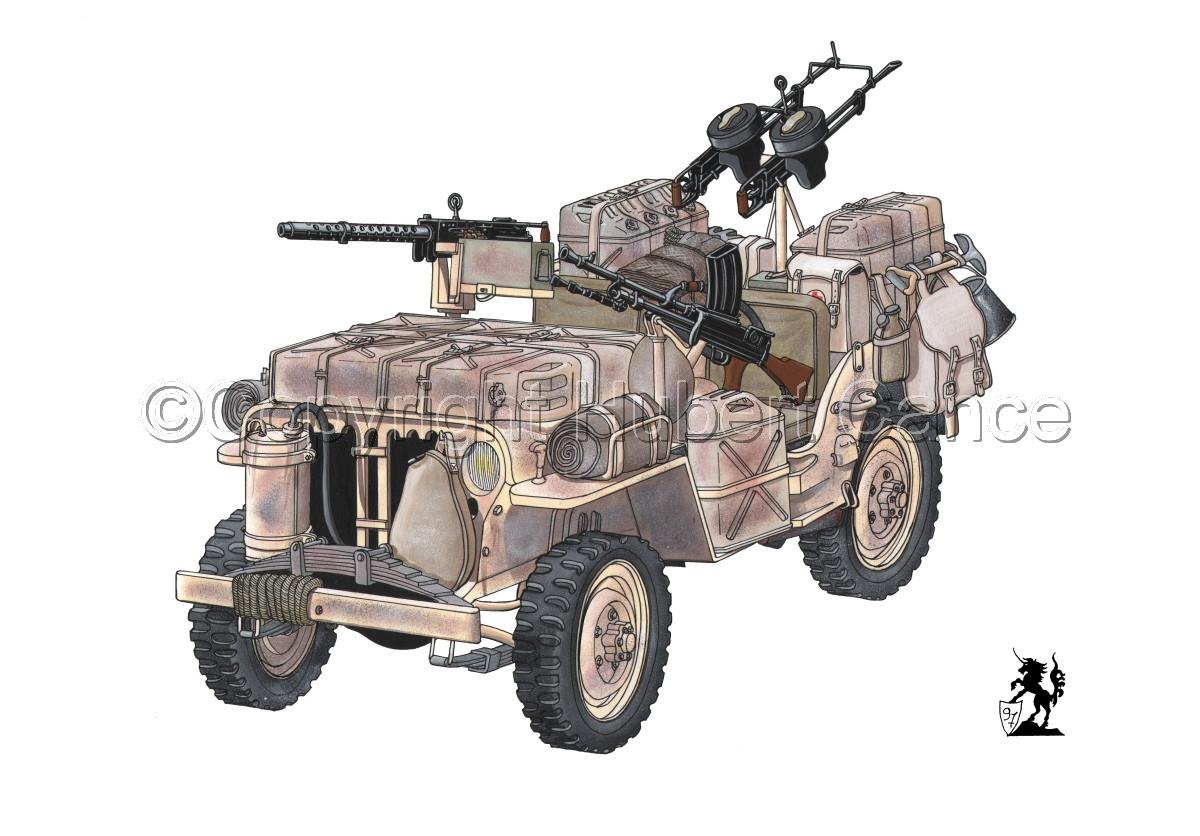 Jeep LRDG (large view)