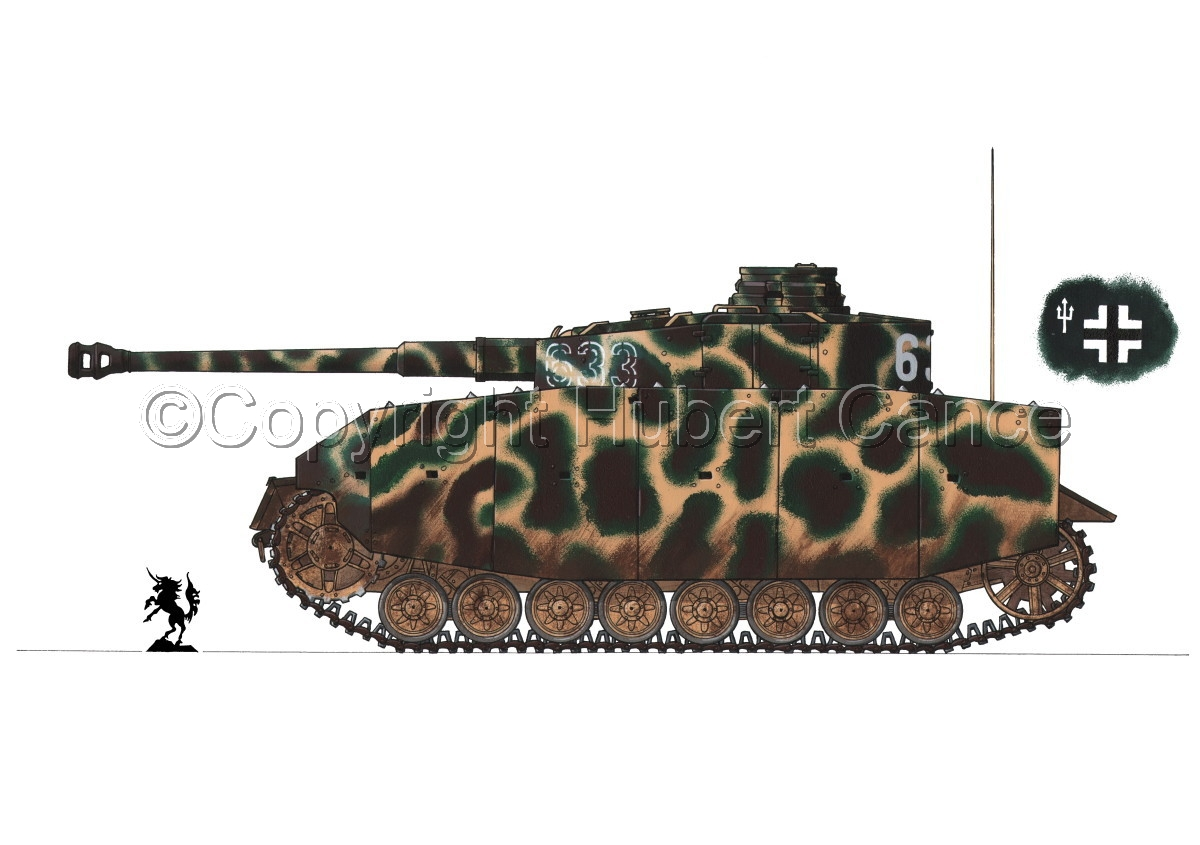 PzKpfw.IV Ausf.H #1.1 (large view)