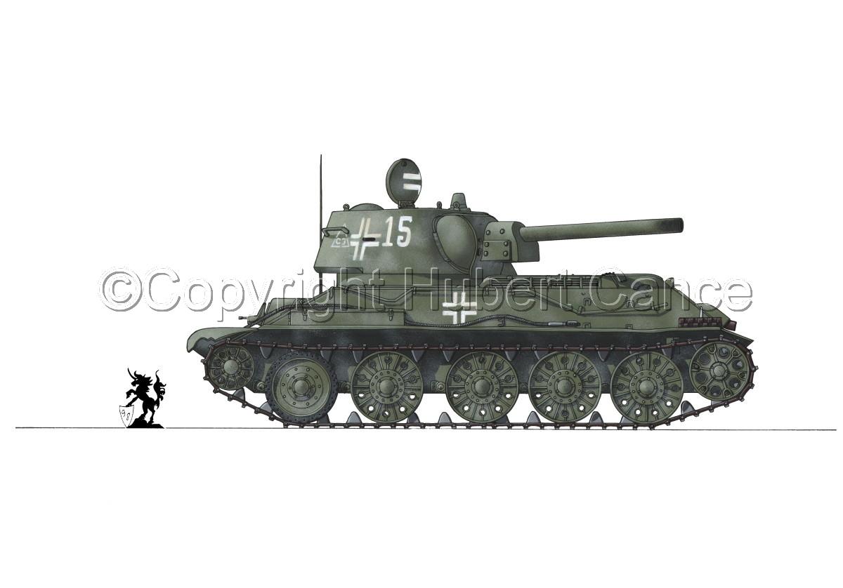 PzKpfw. T-34(r) #1.1 (large view)