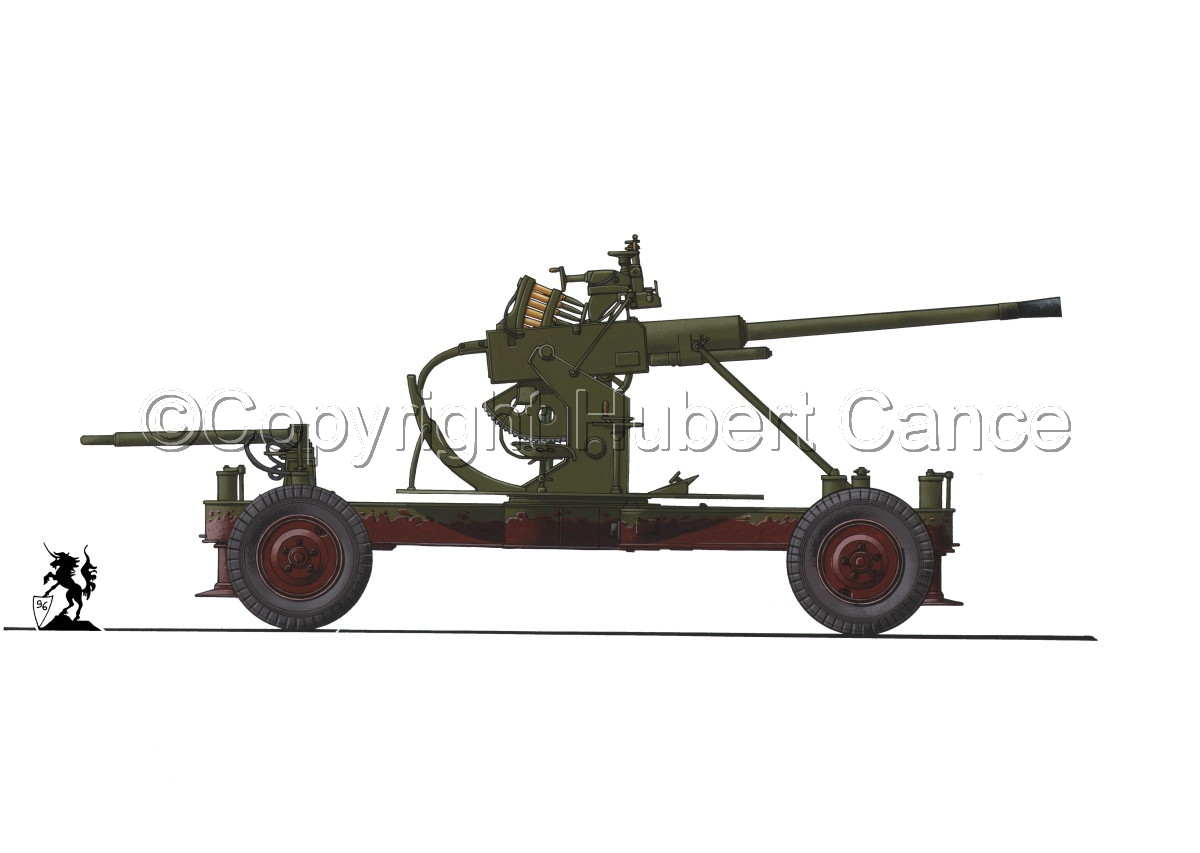 Soviet 37 mm AA Gun Model 1939 (large view)