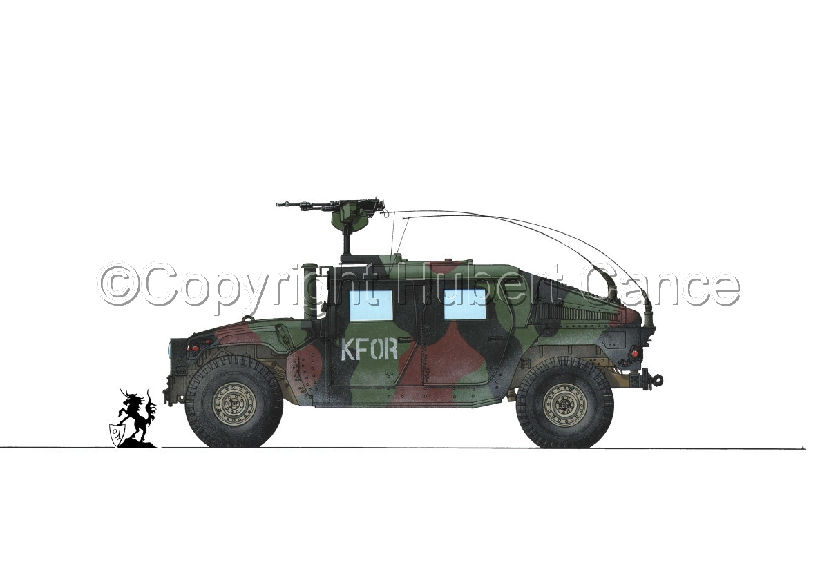 AMC M1114 Up-Armored HMMWV #1.1 (large view)
