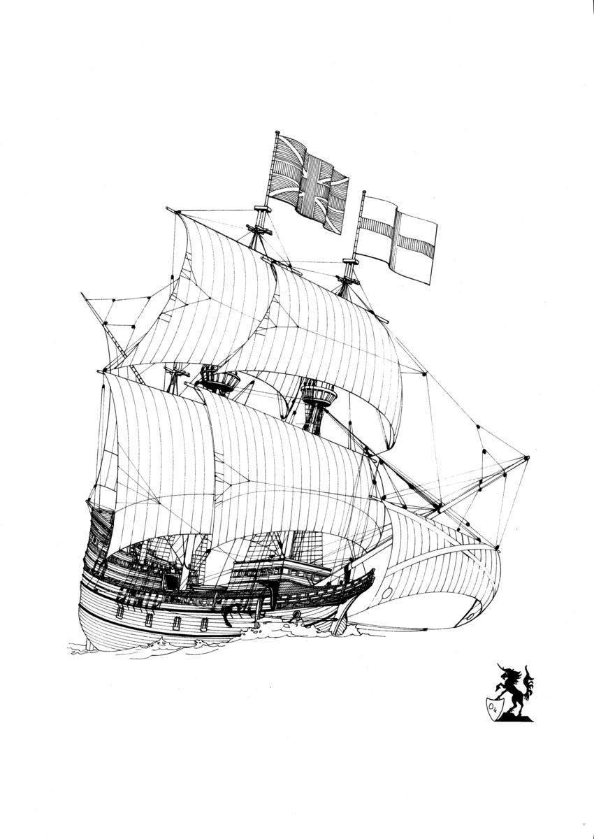 """""""Mayflower"""" (large view)"""