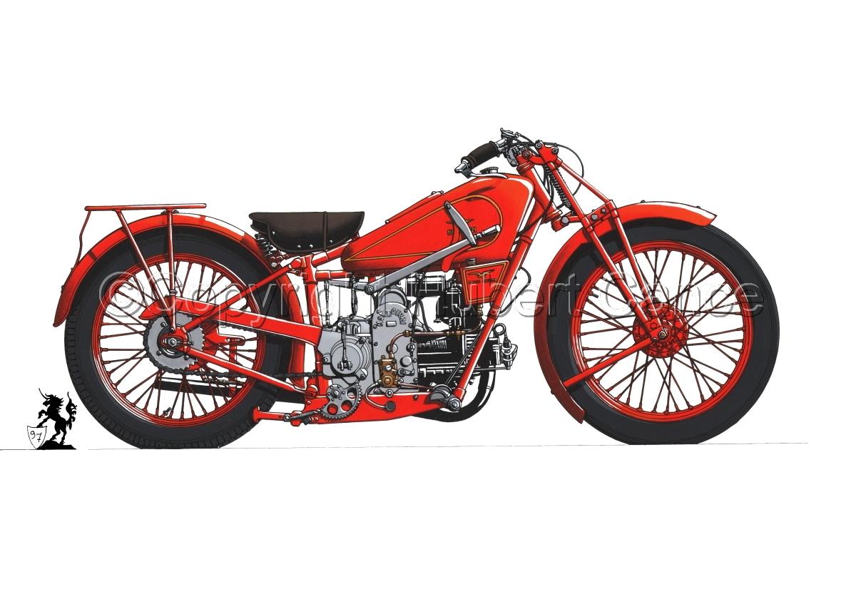 Moto Guzzi 500S #1 (large view)