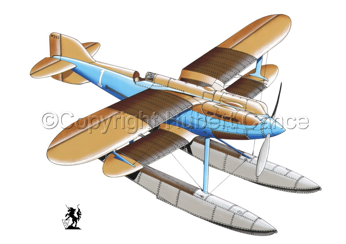 Gloster IVb Racer #2.1 (large view)