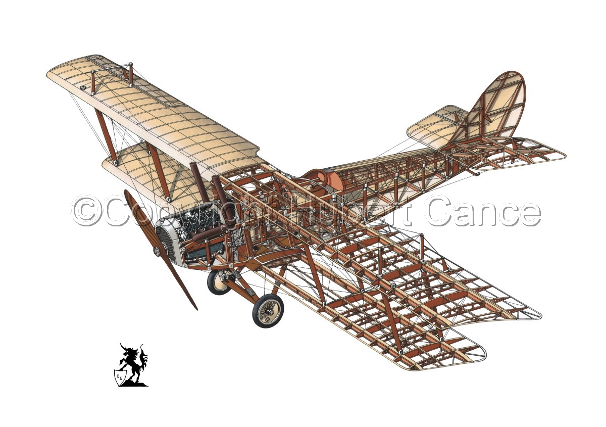 """Curtiss JN-4 """"Jenny"""" #1.1 (large view)"""
