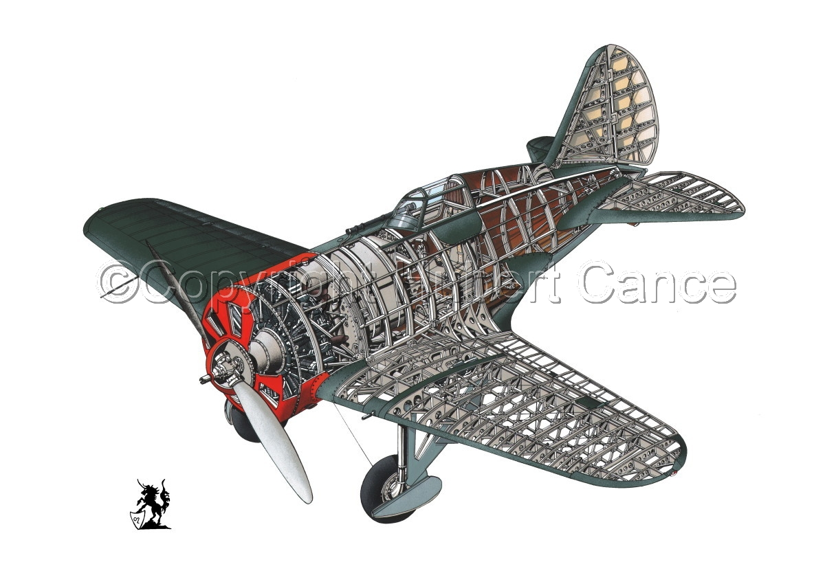 Polikarpov I.16 Type 5 #1.1 (large view)
