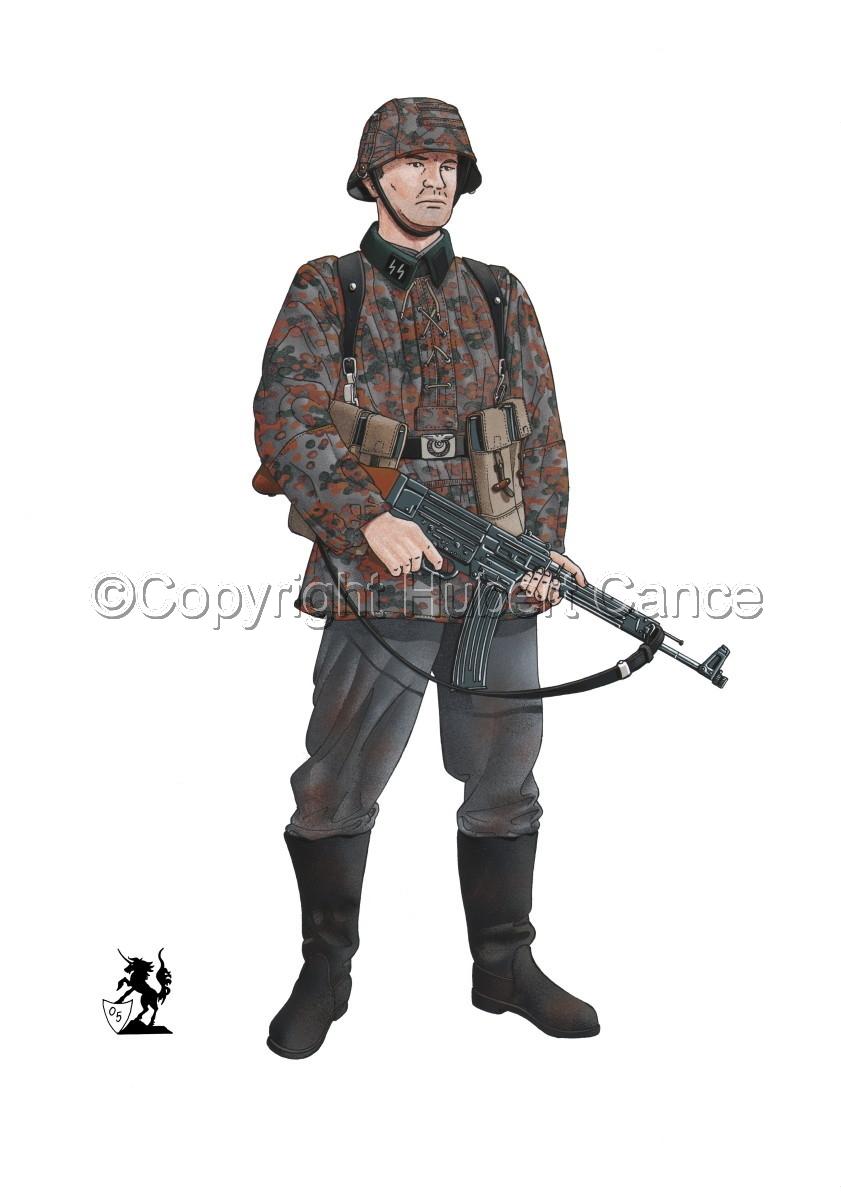German Soldier, Berlin (1945) (large view)