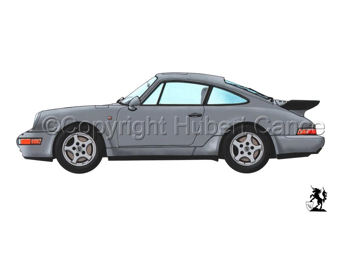 Porsche 911 #1.1 (large view)