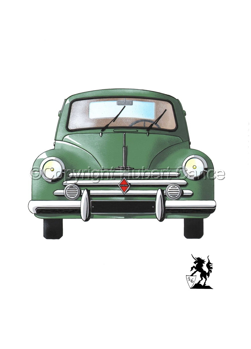 Renault 4 CV #1 (large view)