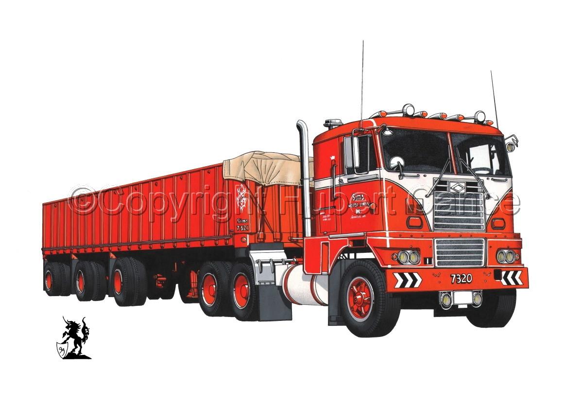 Diamond T931C #1 (large view)