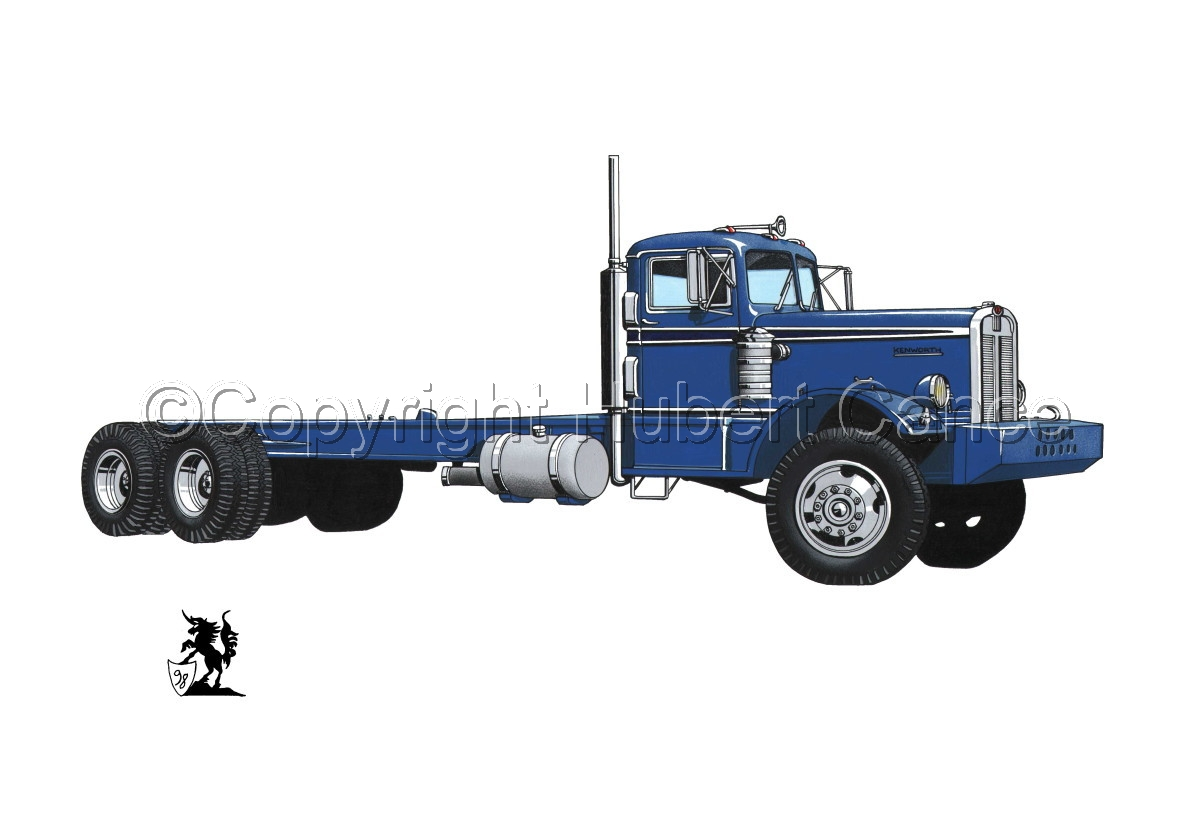 Kenworth Model 548 #1 (large view)