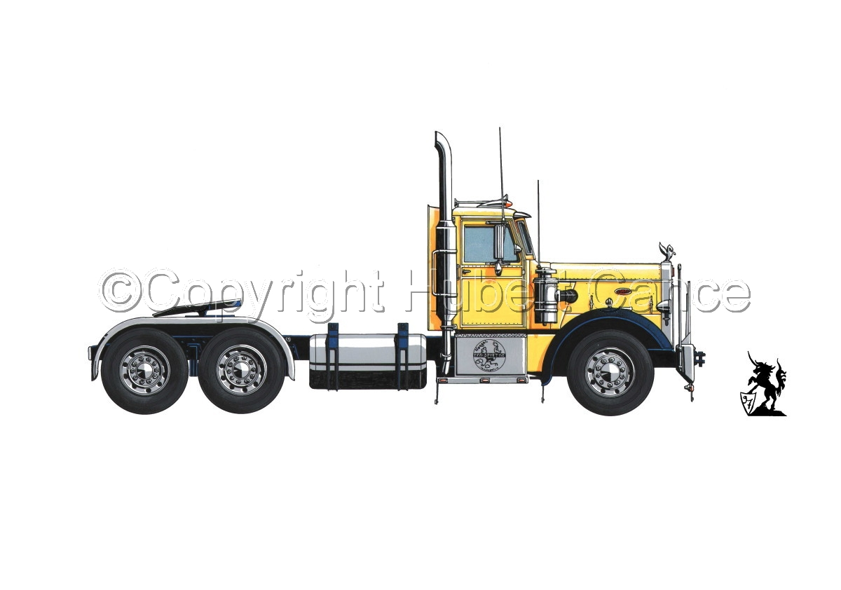 Peterbilt 351 #1 (large view)