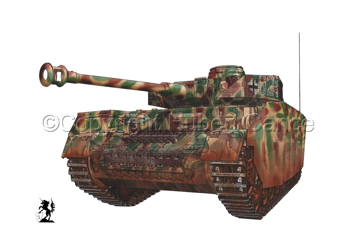 PzKpfw.IV Ausf.G #1.1 (large view)