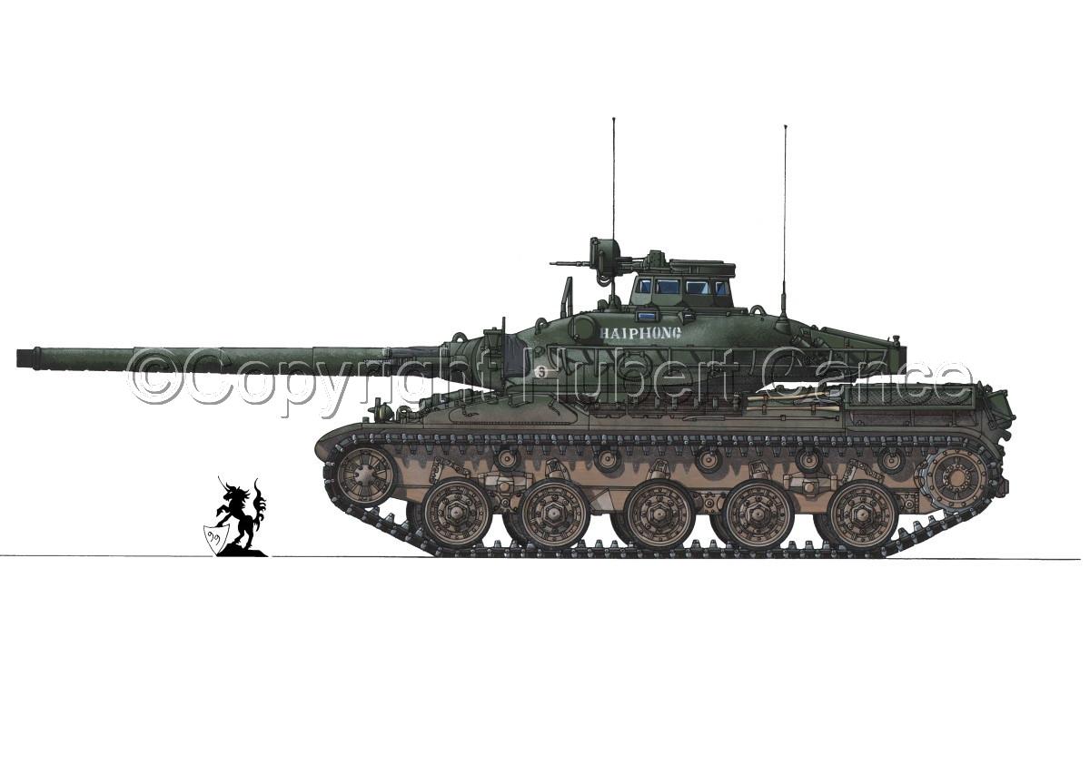 AMX 30B2  #1.1 (large view)