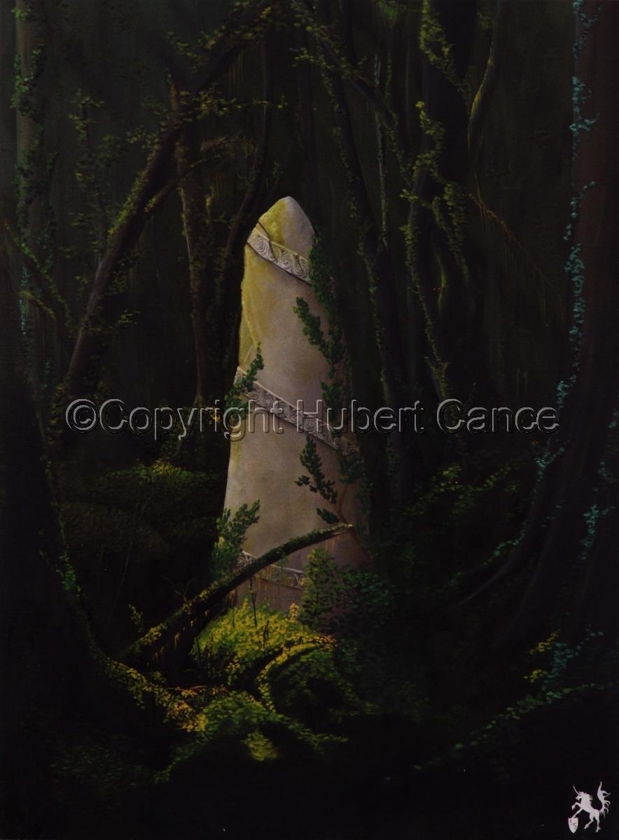 """Border Stone"" (large view)"