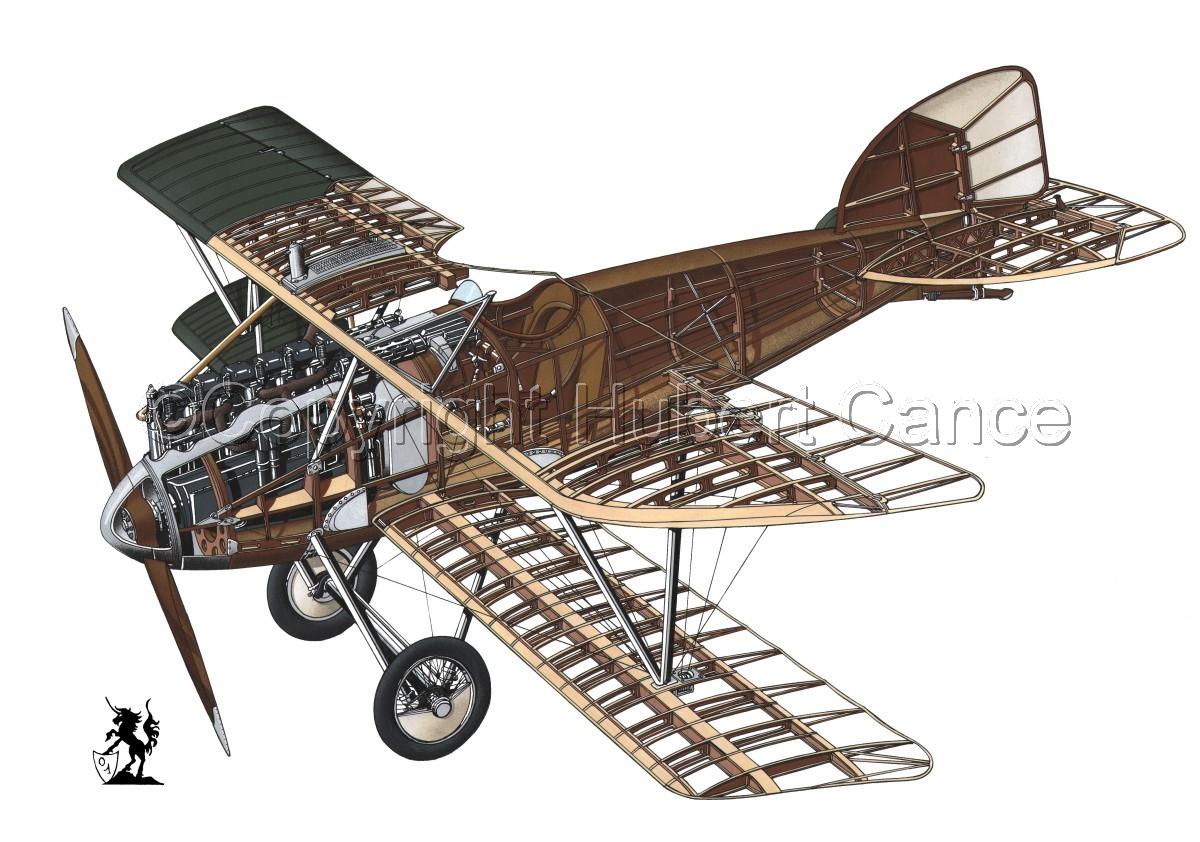 Albatros D.III #1.1 (large view)