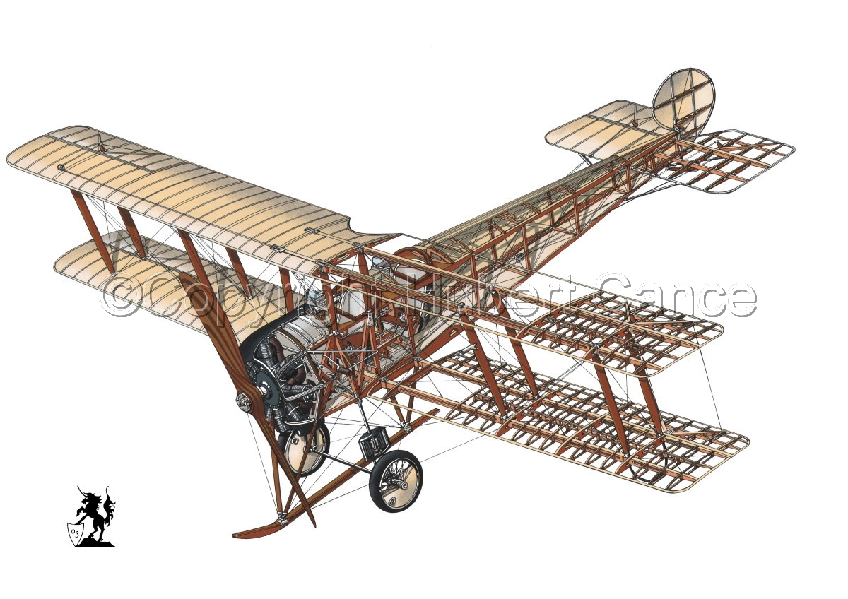 Avro 504A #1.1 (large view)